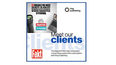 Meet our clients - Fakt