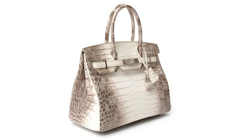 490e3e5e6 Najdroższa torebka świata. Rekordowa cena Hermes Birkin