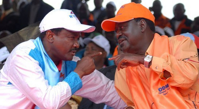ODM denies having a Secret 2022 pact with Kalonzo Musyoka