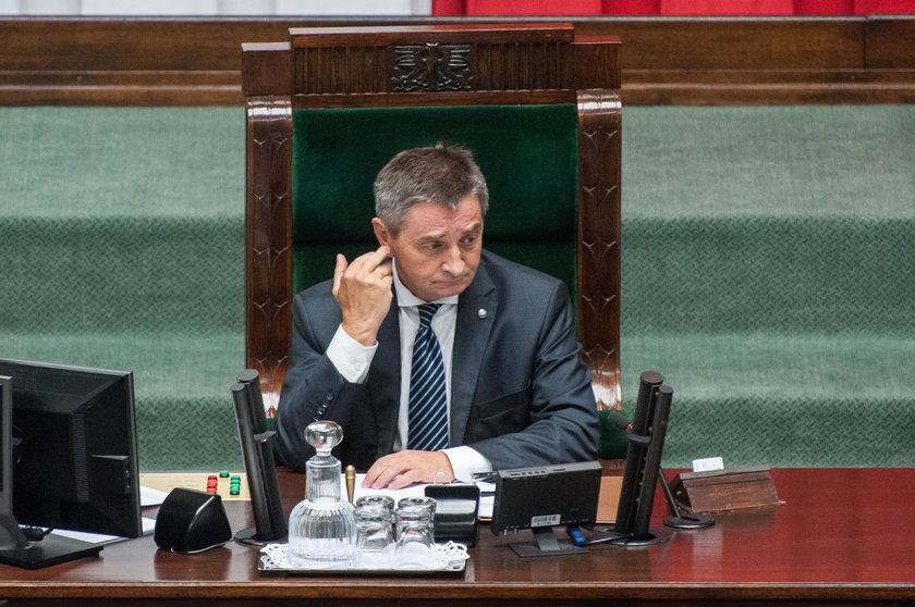 Kancelaria Sejmu opublikowała wykaz przelotów marszałka