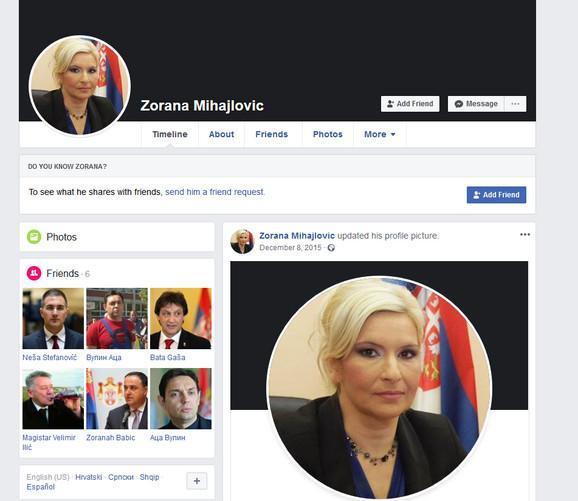 Lažni profil