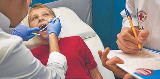 Szkolny gabinet stomatologiczny z odrębnym konkursem
