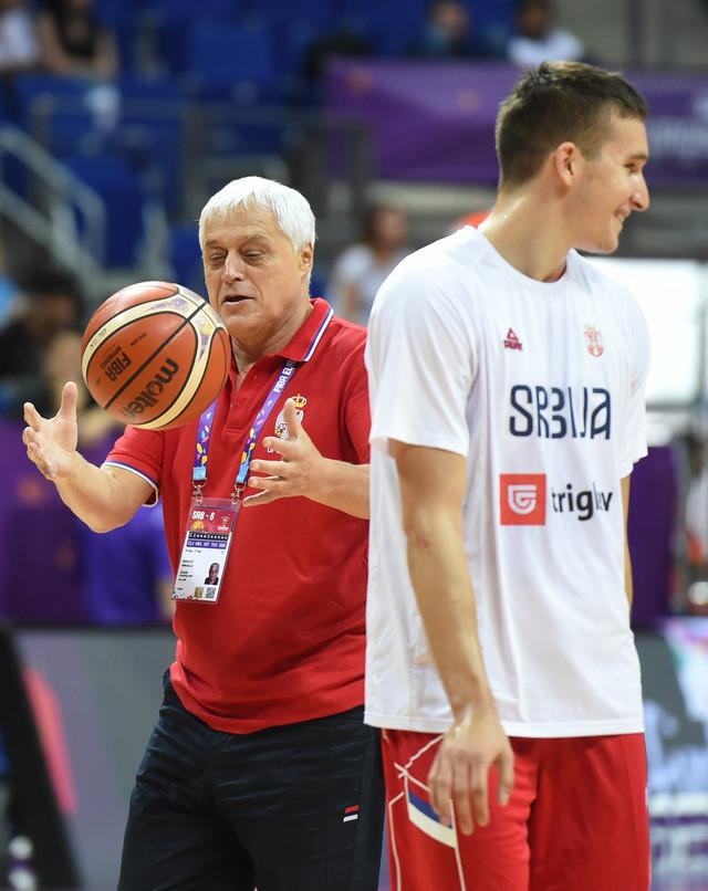 Miroslav Nikolić i Bogdan Bogdanović