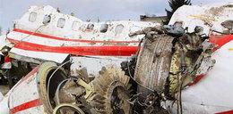 Rosjanie badają fragmenty tupolewa znalezione w garażu rolnika