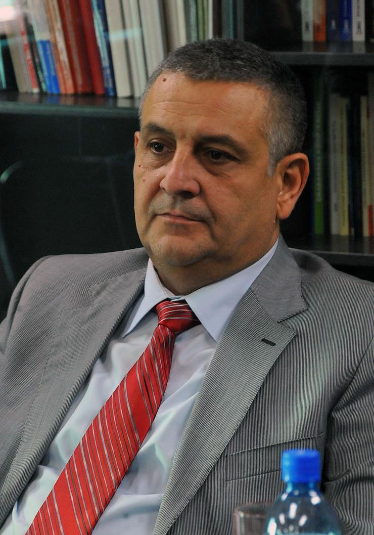 Ninoslav Mitić, načelnik niške policije