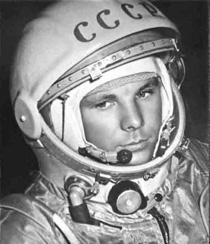 Gagarin pre leta