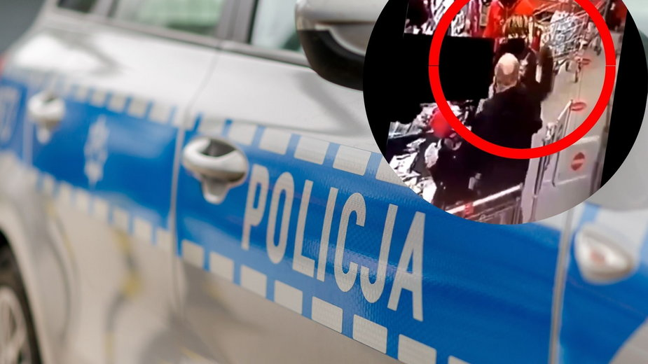 Leszno: mężczyzna, który uderzył kobietę w sklepie wezwany na przesłuchanie