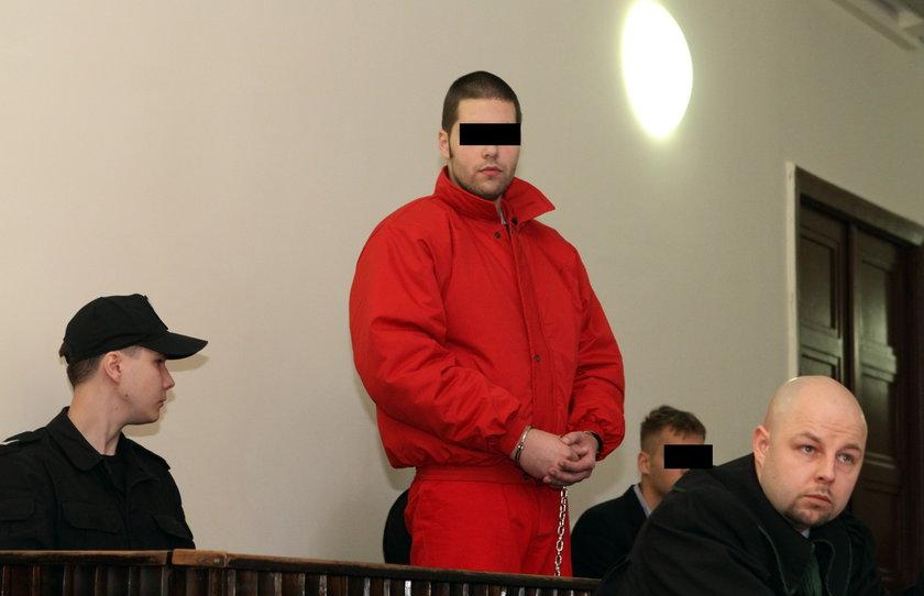 Rafał N. znęcał się nad współwięźniem