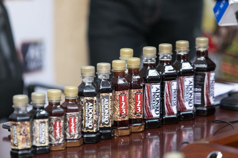 Adonko Bitters unveils Brand Ambassadors