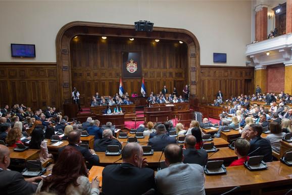 Skupština Srbije, arhiva