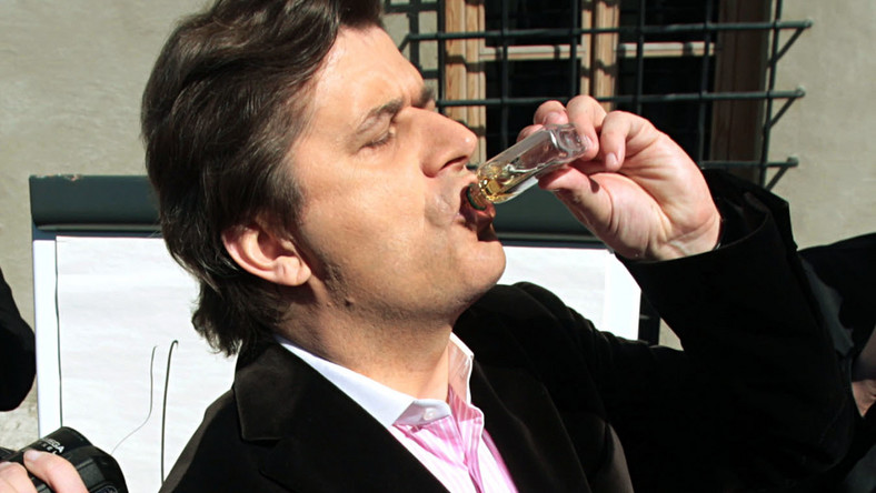 Super Express: Czy Palikot ma problemy alkoholowe?