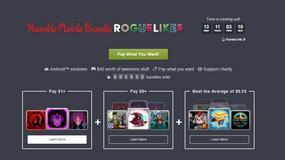 Humble Mobile Bundle: Roguelikes - dziewięć gier na Androida za pięć dolarów