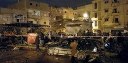 Krwawy zamach z użyciem samochodów pułapek. Liczba ofiar rośnie