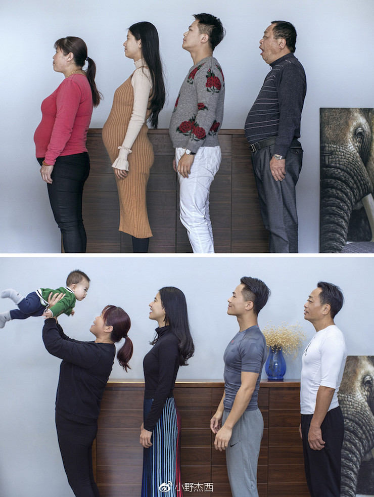 Kineska porodica