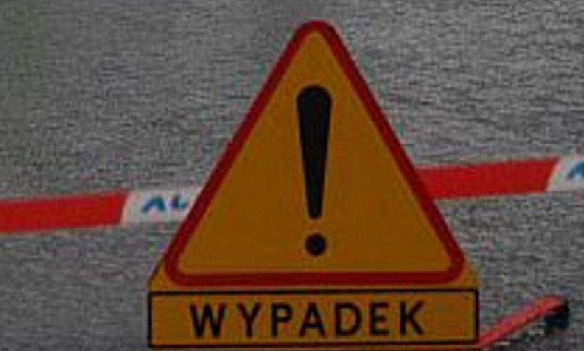 Katastrofa na drodze. 29 osób rannych, w tym cztery ciężko