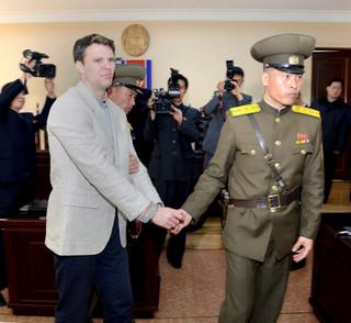 USA: Student uwolniony z Korei Płn. ma 'poważne urazy neurologiczne'