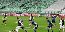 Liga włoska. Spotkania bez kibiców nawet do końca roku