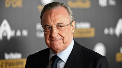 Real Madrid's Florentino Perez: king of concrete and Super League boss