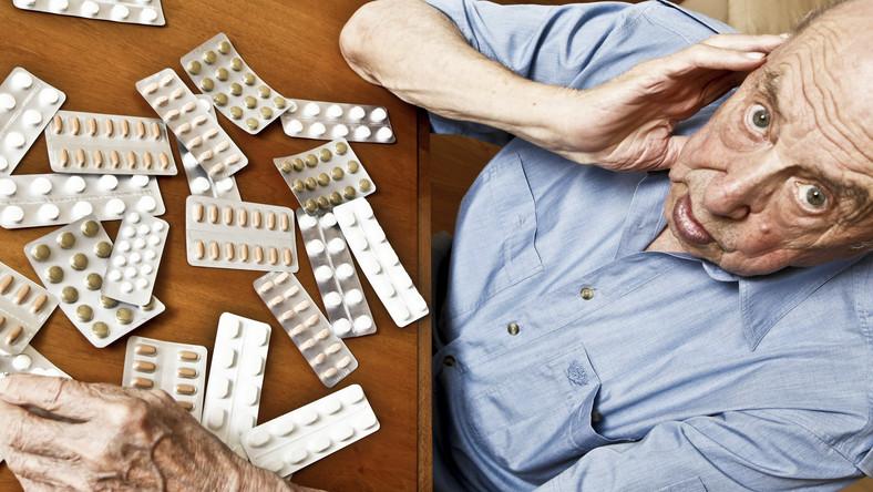 40 procent pacjentów na emeryturze lub rencie nie wykupuje zaleconych leków