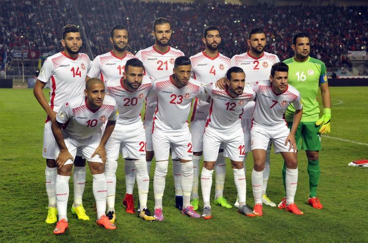 Fudbalska reprezentacija Tunisa