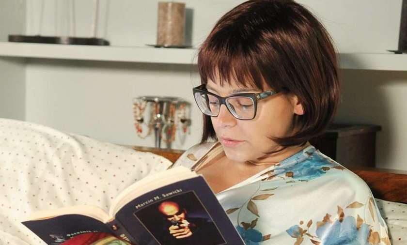 Anna Mucha postarzała się o 25 lat! FOTO