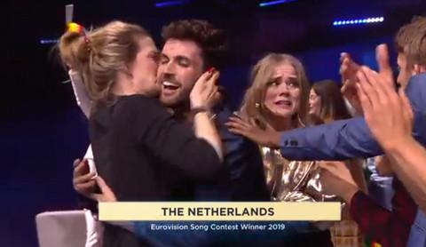 Predstavnik Holandije pobedio je na Evroviziji, a evo na kom mestu je završila Nevena Božović!