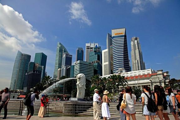 Singapurska luka je najprometnija na svetu