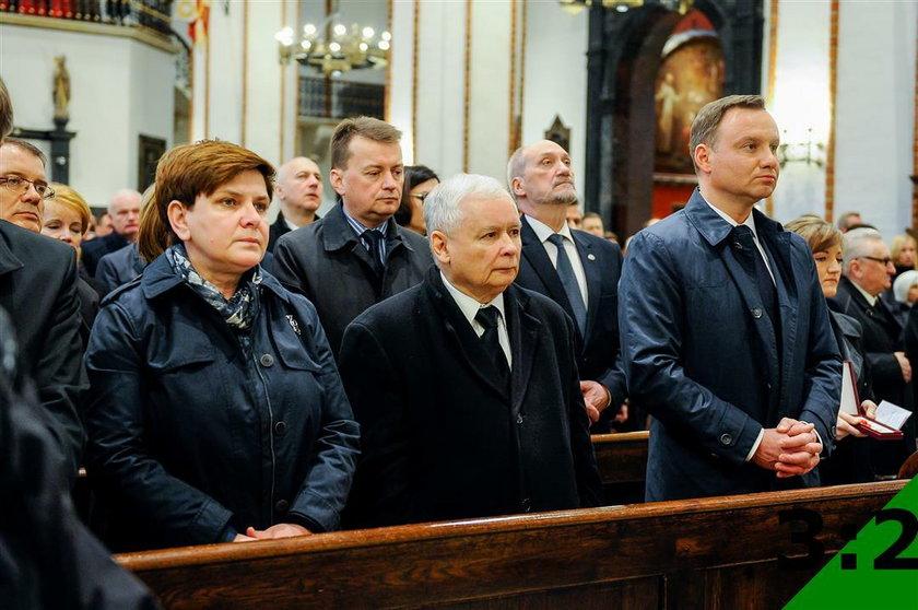 Kryzys na linii Duda-Kaczyński?