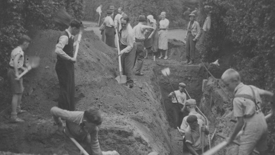 Sierpień i wrzesień 1939 r. - ostatnie dni pokoju, pierwsze dni wojny na podstawie zbiorów NAC.