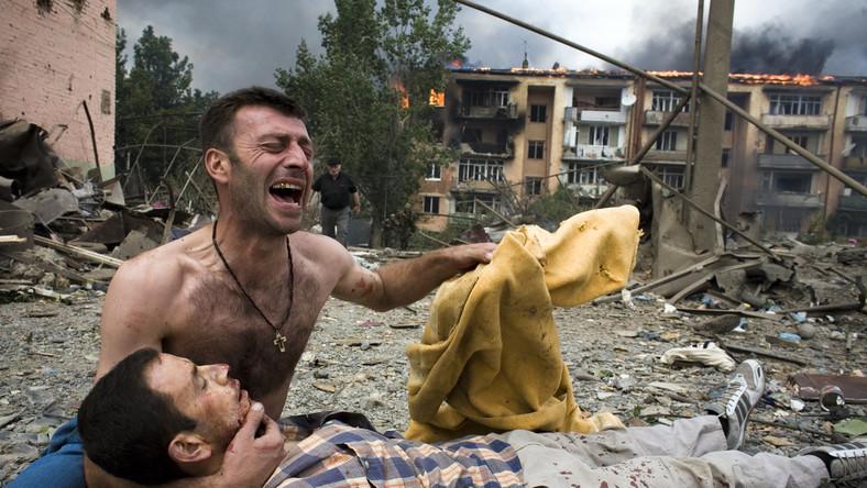 Stosunki między Gruzją a Rosją są fatalne od czasu wojny w 2008 r.