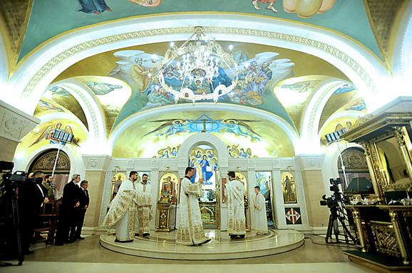 Iz Hrama Svetog Save