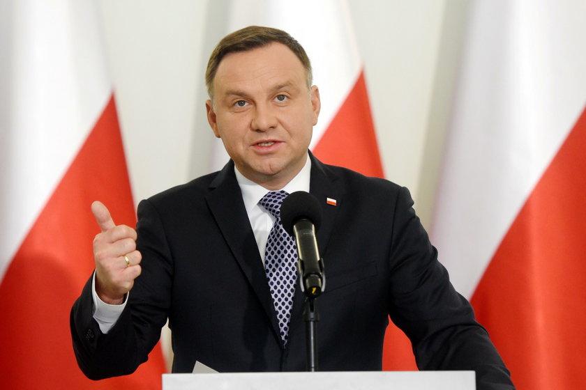 Andrzej Duda o wyburzeniu PKiN. Nie pozostawił złudzeń