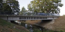 Kierowcy, uwaga na moście Muchoborskim