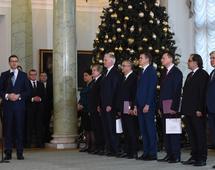 Mateusz Morawiecki, który od grudnia ub. roku jest premierem, ogłosił zmiany w składzie swojego gabinetu