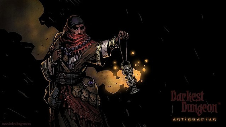 Poznajcie nową postać  w Darkest Dungeon - oto The Antiquarian