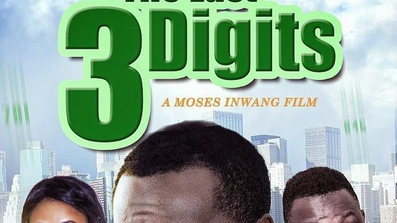 'The Three Digits' movie poster