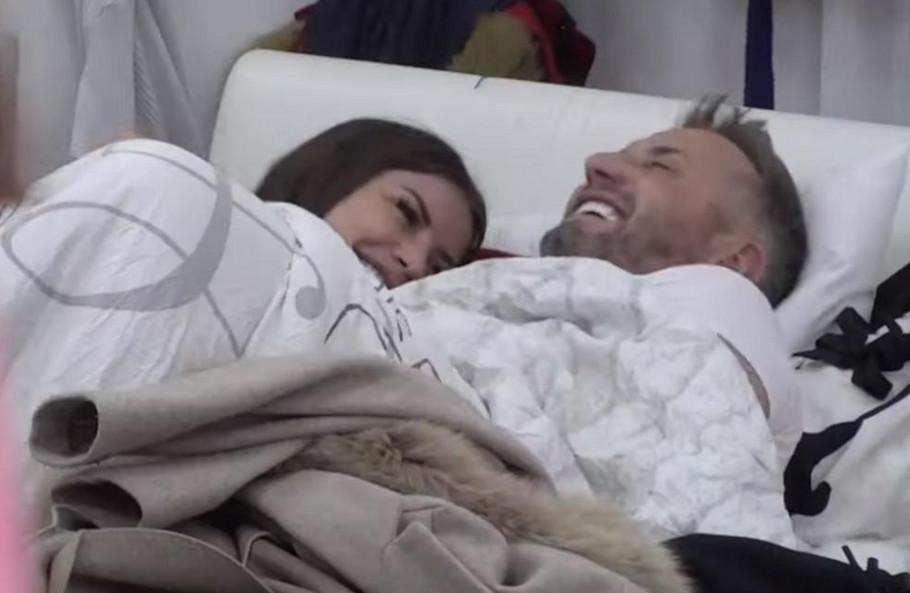 Edis Fetić i Dragana Mitar