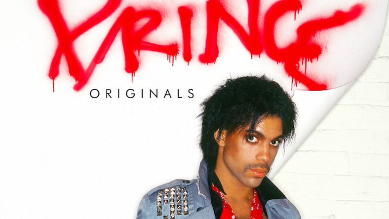 "Okładka płyty Prince'a ""Originals"""