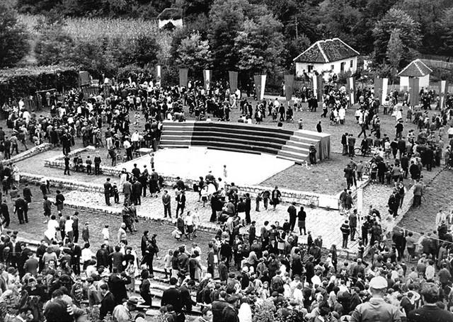 Novo saborište 1967. godine