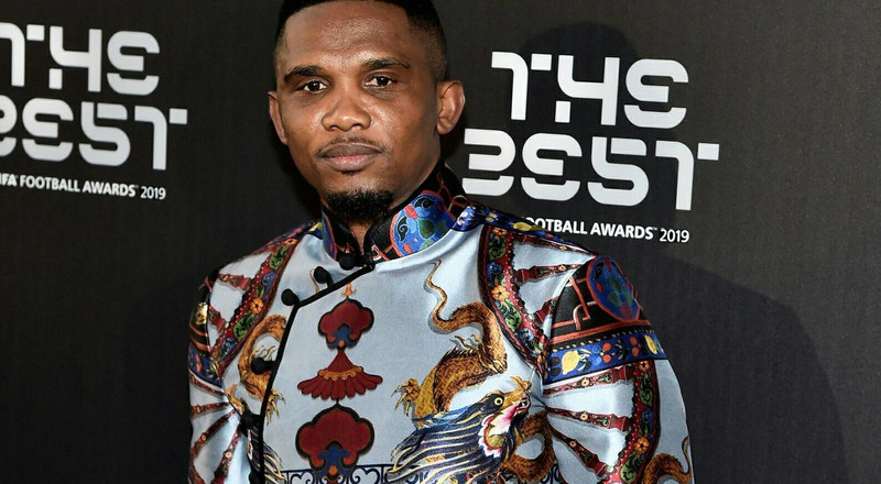 African legend Samuel Eto'o says Mohammed Salah and Sadio Mane should have been nominated for FIFA Best's Men's Player of the Year