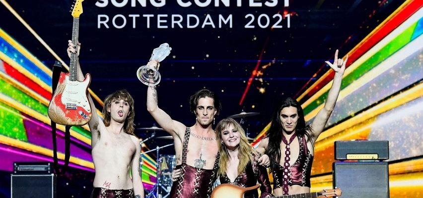 Wygrali Eurowizję, teraz zagrają na Polsat Superhit Festiwal 2021. Kim są członkowie zespołu Maneskin?