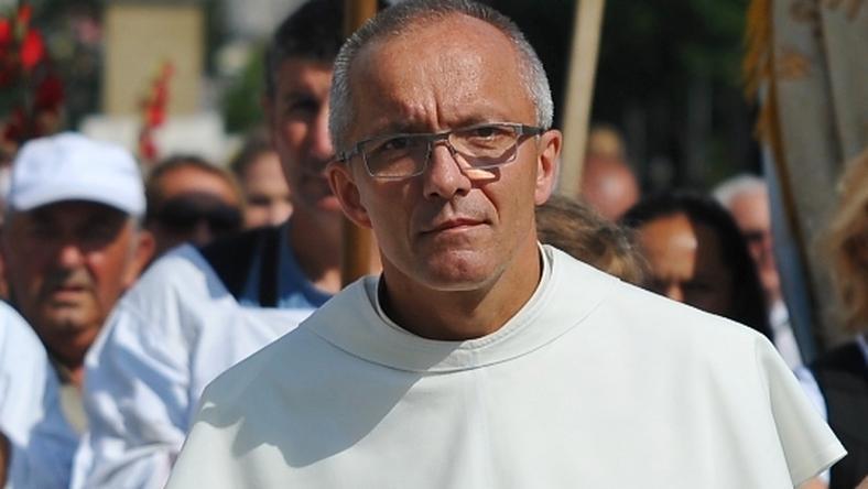 Ojciec Marian Waligóra