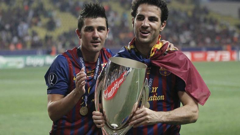 Barcelona wywalczyła Superpuchar UEFA