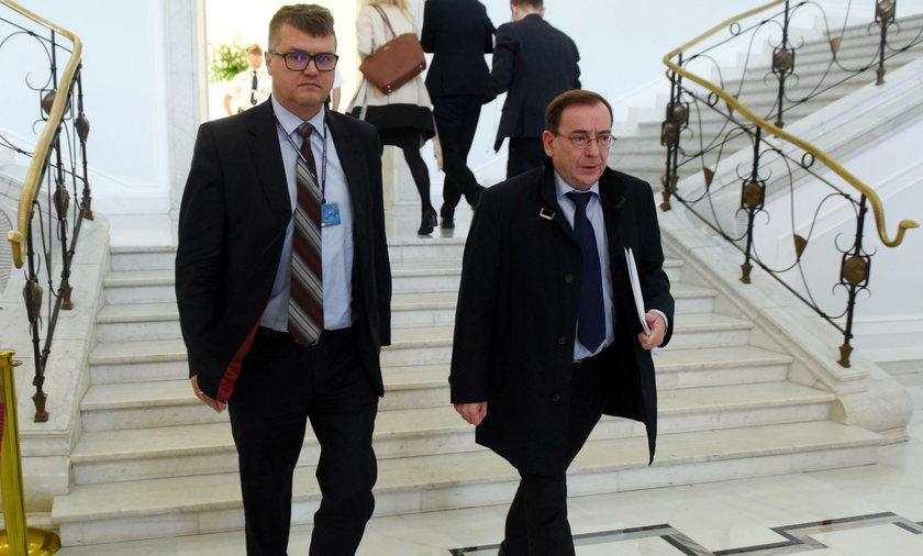 Maciej Wąsik może zawsze liczyć na Mariusza Kamińskiego