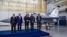 Pierwsze dwie sztuki włoskich samolotów przekazane polskiej stronie