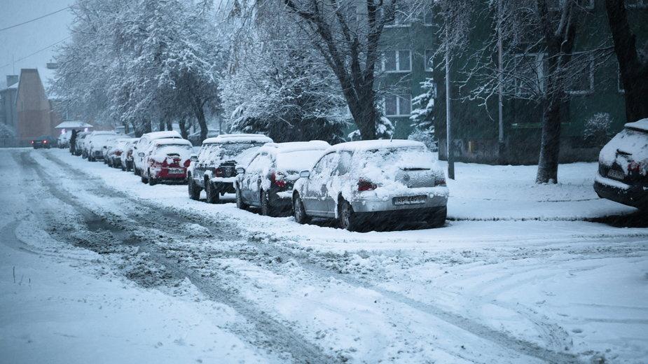 Jaka pogoda w poniedziałek 25 stycznia? Jaka sytuacja na drogach?