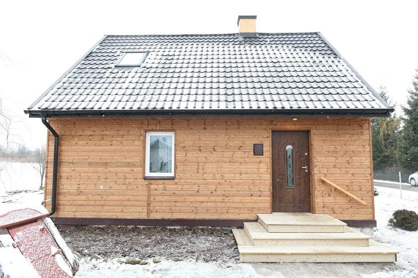 Dom we wsi Ninków