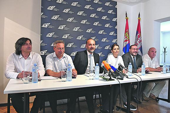 Saša Janković i Građanski blok 381
