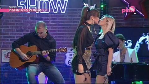Kija Kockar pitala Milicu Pavlović zašto poljubac nije duže trajao, a evo kako joj je odgovorila!
