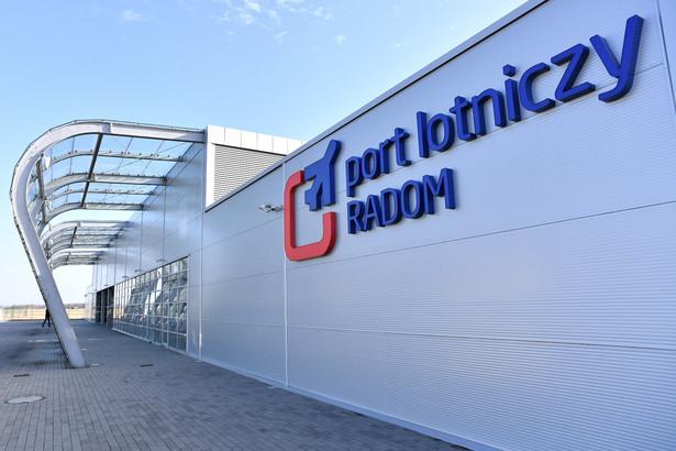 Nowe lotnisko w Radomiu, zamiast starego lotniska w Radomiu...